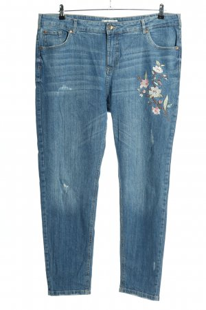 C&A Clockhouse Slim Jeans blau Casual-Look