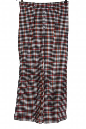 C&A Clockhouse Stoffhose Karomuster Casual-Look