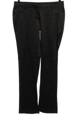 C&A Clockhouse Pantalón tipo suéter negro estilo «business»