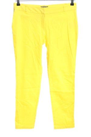 C&A Clockhouse Pantalón tipo suéter amarillo pálido look casual