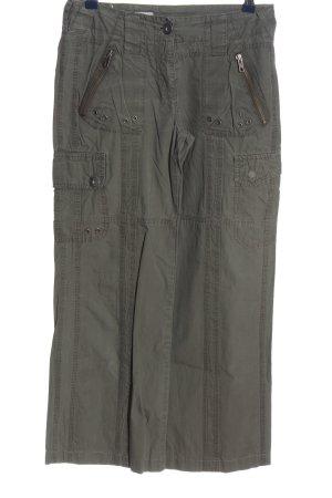 C&A Clockhouse Spodnie materiałowe jasnoszary W stylu casual
