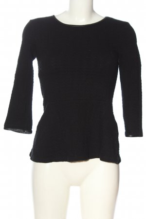 C&A Clockhouse Knitted Jumper black casual look