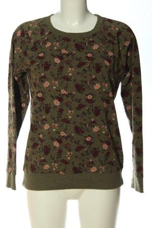 C&A Clockhouse Bluza dresowa Na całej powierzchni W stylu casual
