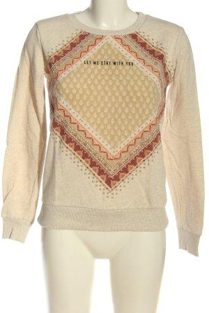 C&A Clockhouse Bluza dresowa Graficzny wzór W stylu casual