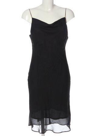 C&A Clockhouse Pinafore dress black casual look