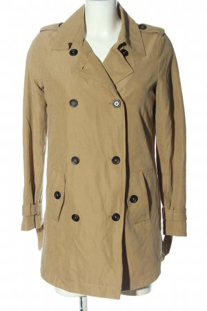 C&A Clockhouse Between-Seasons-Coat brown casual look