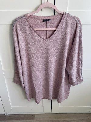 C&A Crewneck Sweater dusky pink-light pink