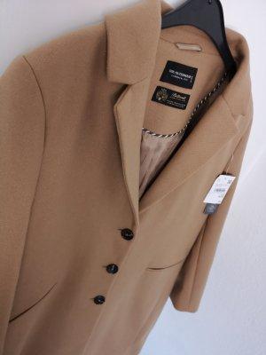 C&A OUTERWEAR Wollen jas beige