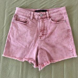 C&A denim shorts