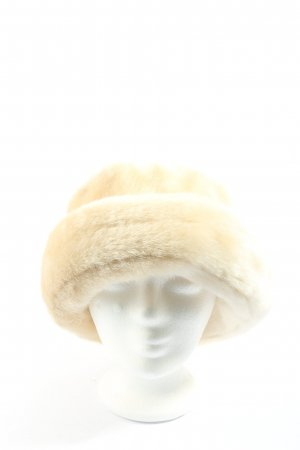 C&A Cloche Hat natural white casual look