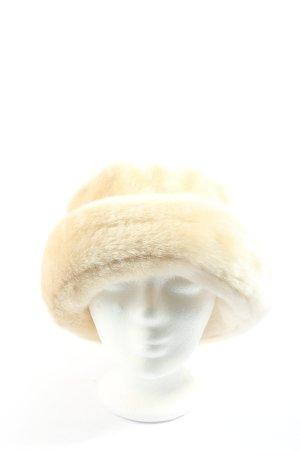 C&A Cappello cloche bianco sporco stile casual