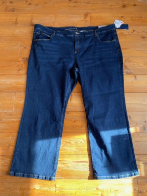 C&A Vaquero de corte bota azul-azul oscuro