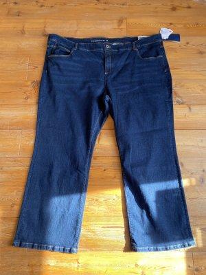 C&A Boot Cut Jeans blue-dark blue