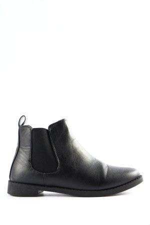 C&A Wellington laarzen zwart zakelijke stijl