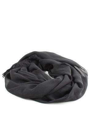 C&A Pañoleta negro look casual