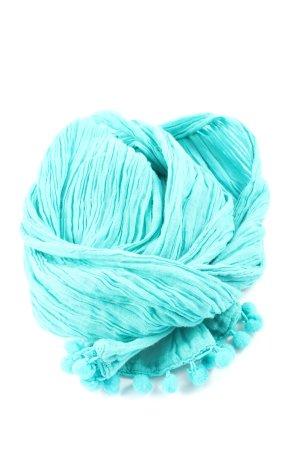 C&A Foulard turquoise élégant