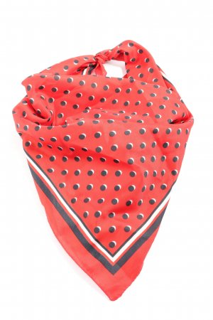C&A Halsdoek gestippeld patroon casual uitstraling
