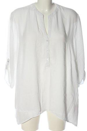 C&A Blusa-camisa blanco estilo «business»