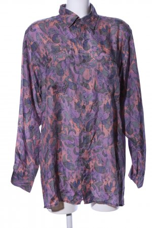 C&A Hemd-Bluse abstraktes Muster Business-Look