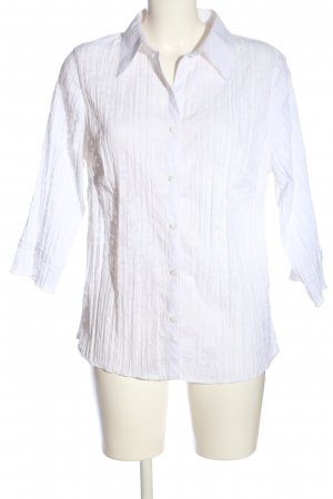 C&A Hemd-Bluse weiß Business-Look