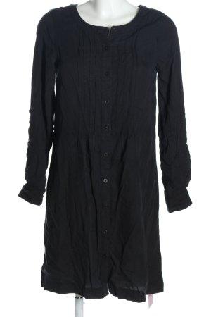 C&A Hemdblusenkleid schwarz Casual-Look