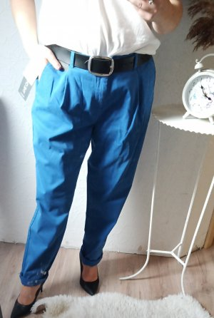 C&A Pantalon large bleu