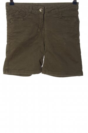 C&A Jeansshorts khaki Casual-Look