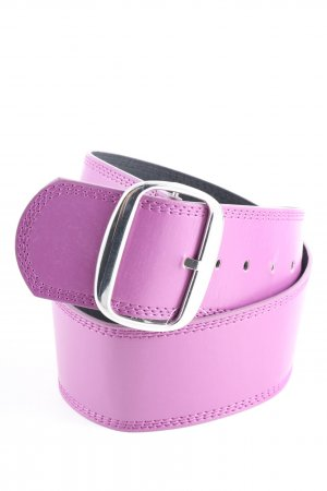 C&A Hip Belt pink casual look