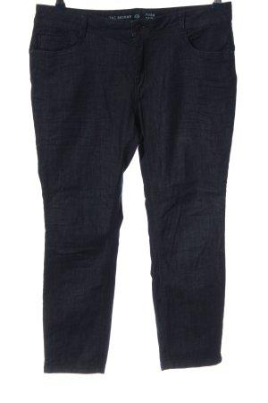 C&A Jeans vita bassa nero stile casual