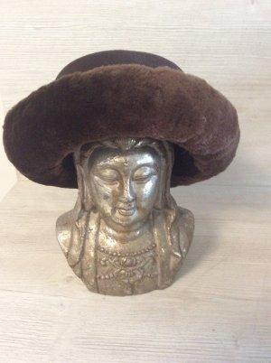 C&A Bowler Hat dark brown
