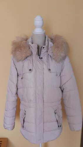 C&A Quilted Jacket oatmeal