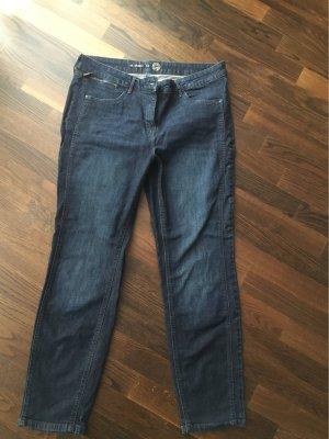 C&A Jeans Hose dunkelblau skinny Gr. 46, neu und ungetragen