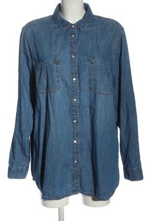 C&A Jeanshemd blau Casual-Look