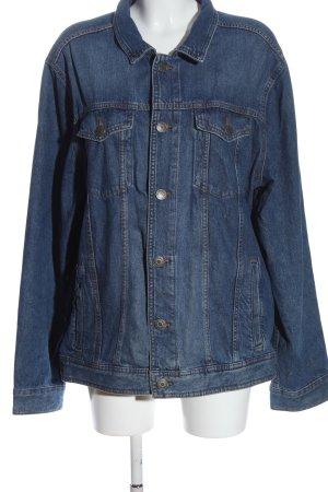 C&A Veste en jean bleu style décontracté