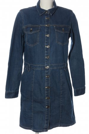 C&A Jeansjurk blauw casual uitstraling