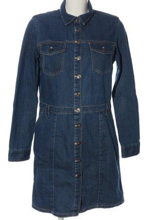 C&A Denim Dress blue casual look