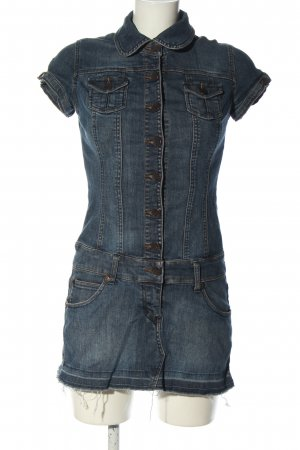C&A Jeanskleid blau Casual-Look