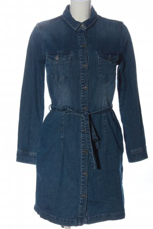 C&A Jeanskleid blau Casual-Look