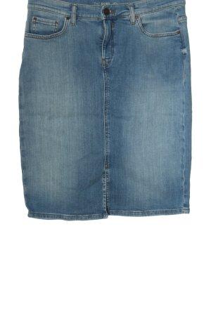 C&A Jeansrock blau Casual-Look
