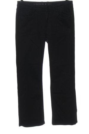 C&A Jeansowe spodnie dzwony czarny W stylu casual