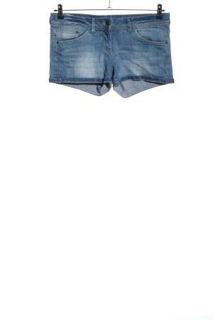 C&A Pantaloncino di jeans blu stile casual