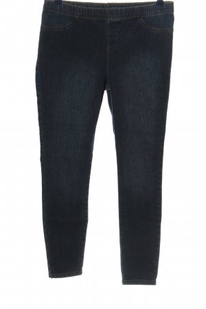 C&A Jeggings blue casual look