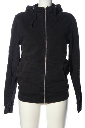 C&A Kapuzensweatshirt schwarz Casual-Look