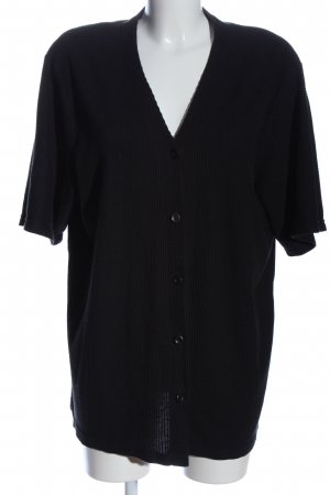 C&A Kurzarmhemd schwarz Casual-Look