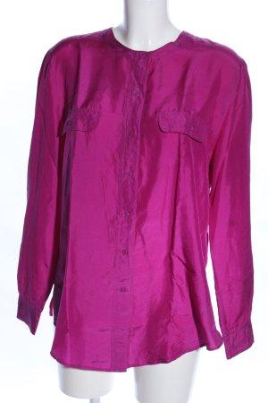 C&A Langarm-Bluse pink Elegant
