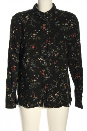 C&A Langarmhemd Allover-Druck Casual-Look