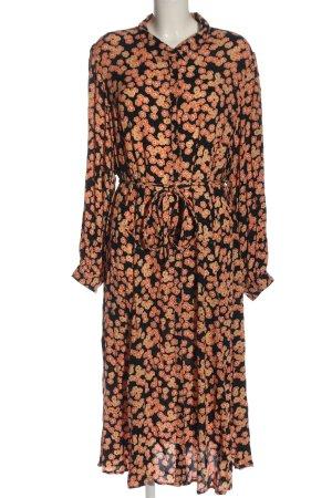 C&A Vestido de manga larga estampado repetido sobre toda la superficie