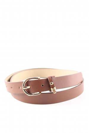 C&A Faux Leather Belt brown business style