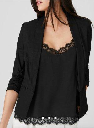 C&A Lange blazer zwart