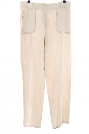 C&A Linen Pants natural white casual look
